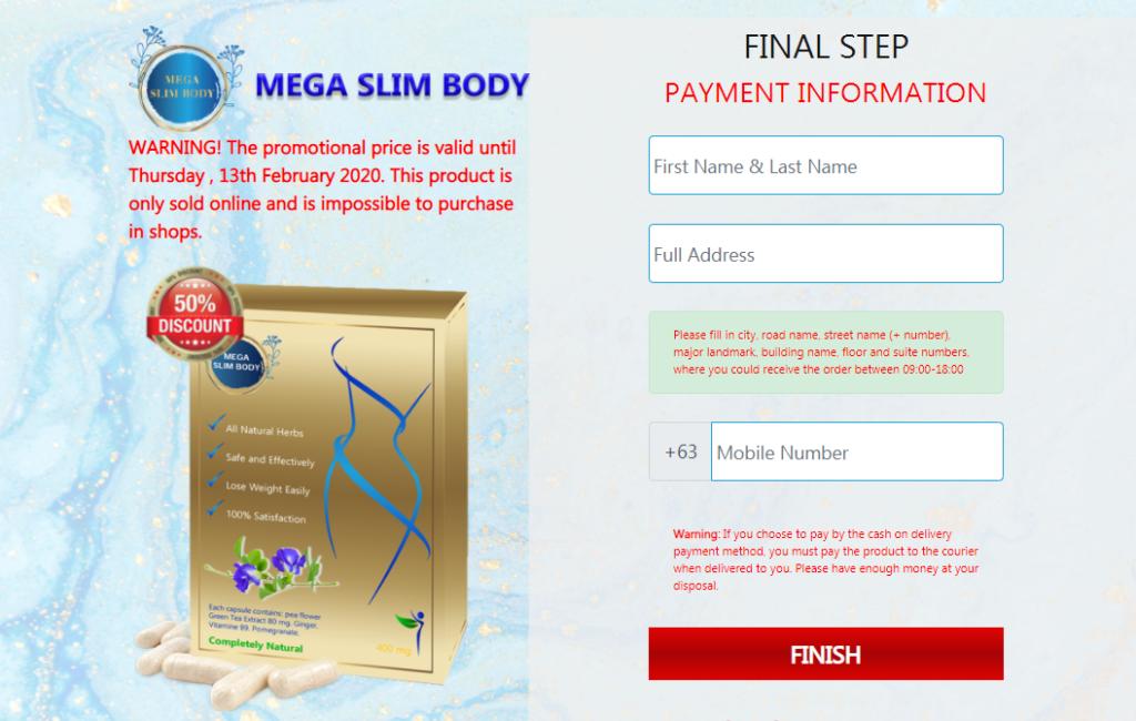 Mega Slim Body Reviews
