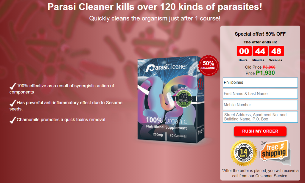 Parasi Cleaner Tea