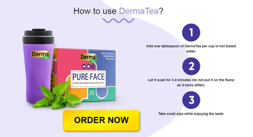 Derma Tea Presyo