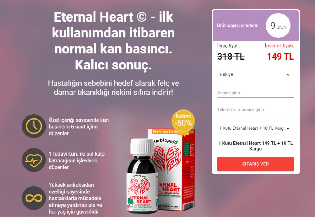 Eternal Heart Yorumlar