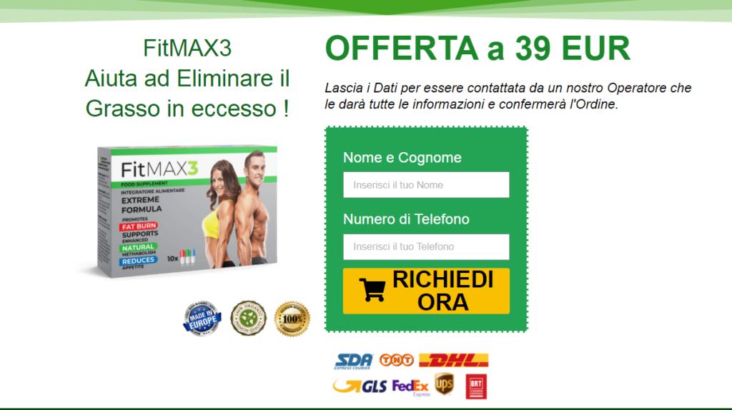 Fitmax3 tavoletta