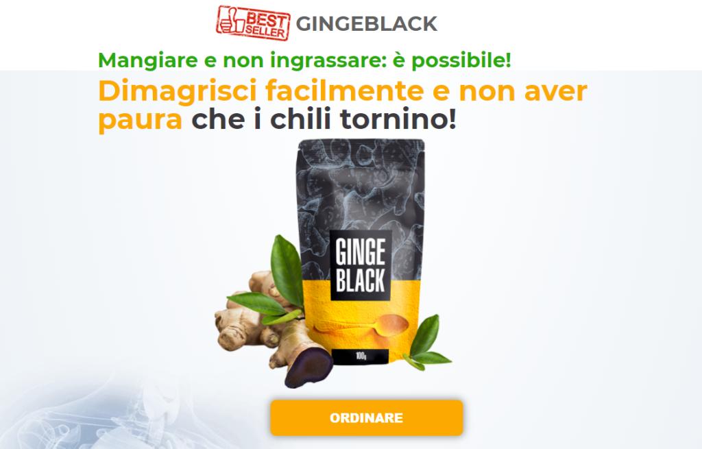 GingeBlack recensioni