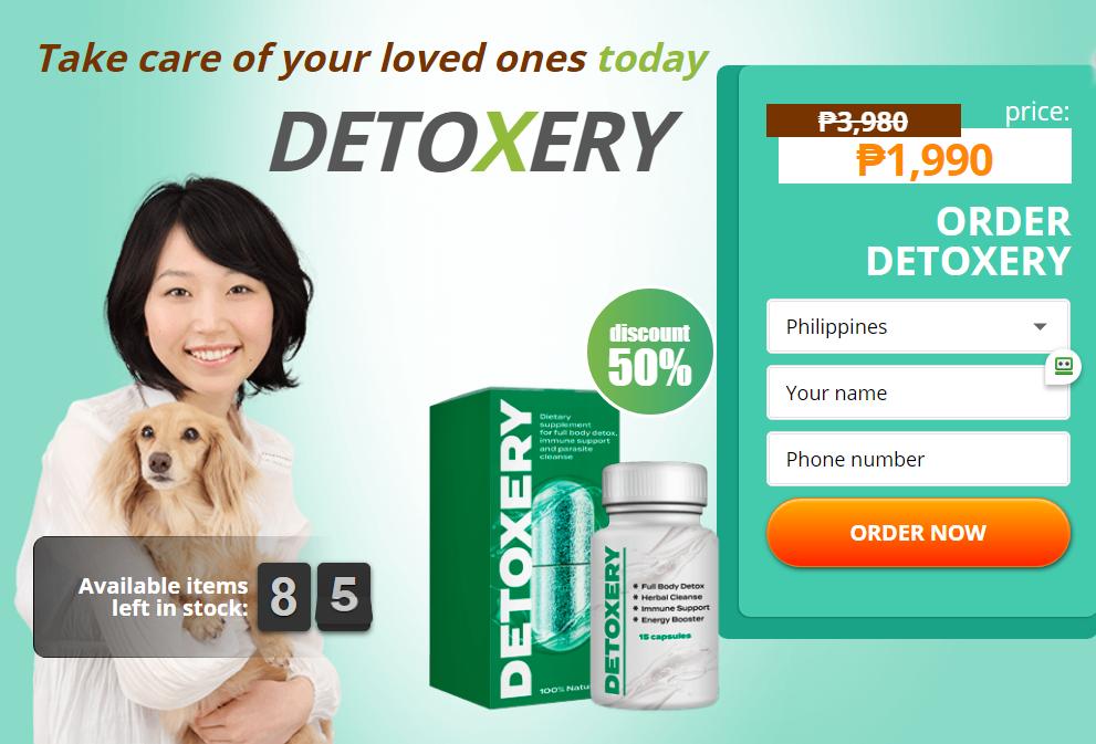 Detoxery reviews