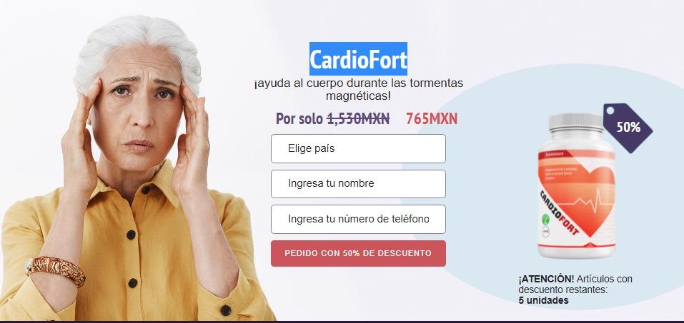 CardioFort críticas