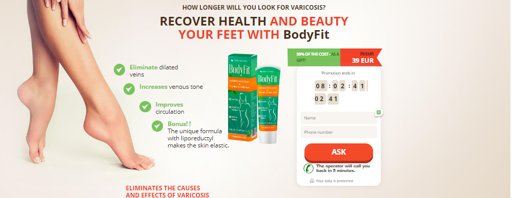 Bodyfit gel