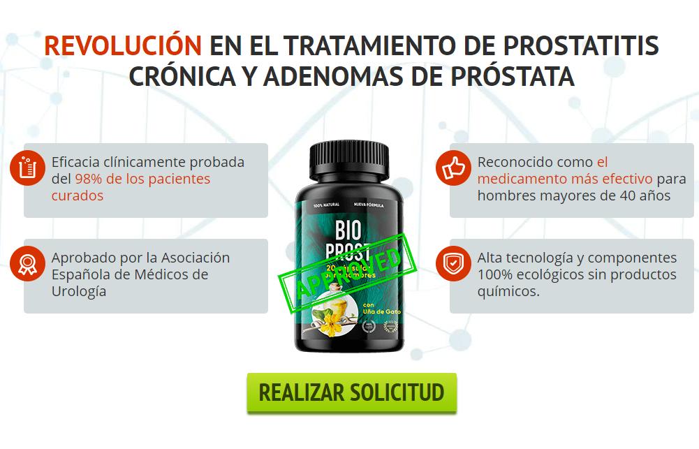 Bioprost Ingredientes