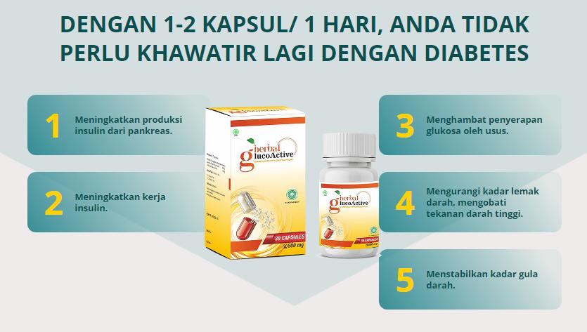 GlucoActive ulasan