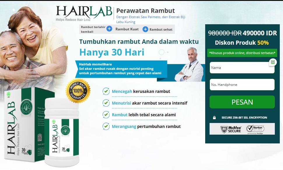 Hairlab Bahan