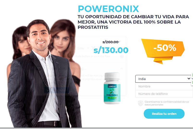Poweronix Tabletas