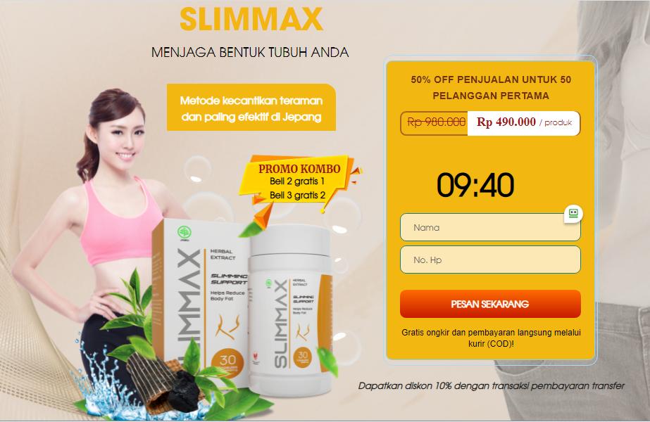 SlimMax kapsul