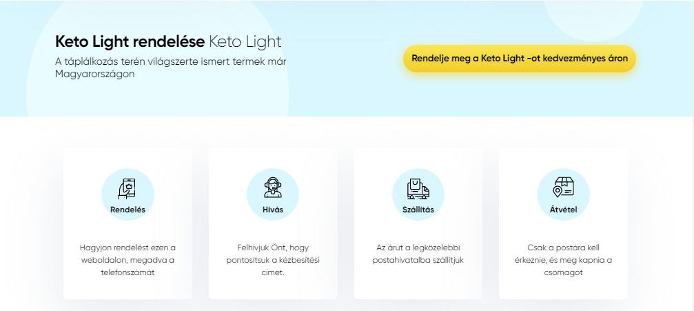 Keto Light + Eredeti