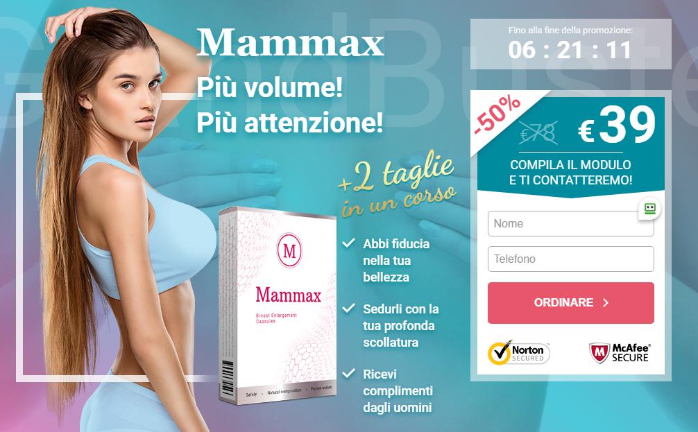 Mammax capsula