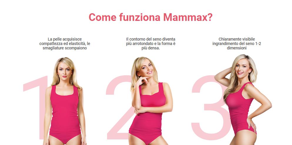 Mammax Prezzo