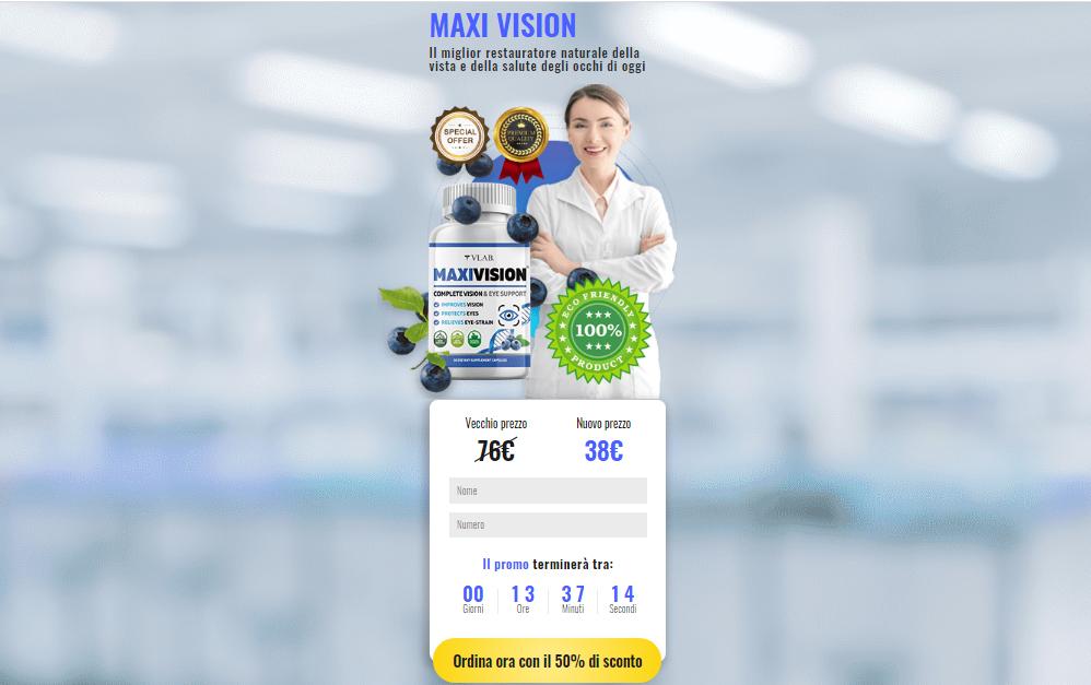 Maxivision recensioni