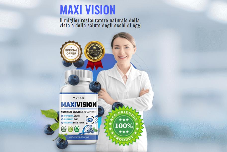 Maxivision tavoletta