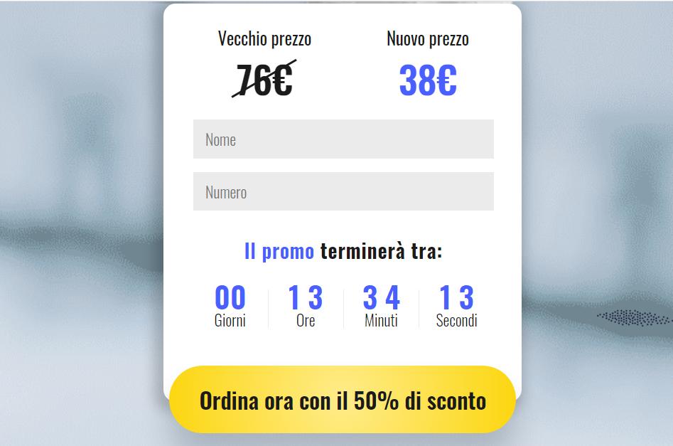 Maxivision Prezzo