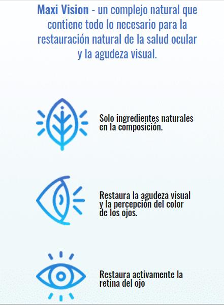 Maxivision Precio