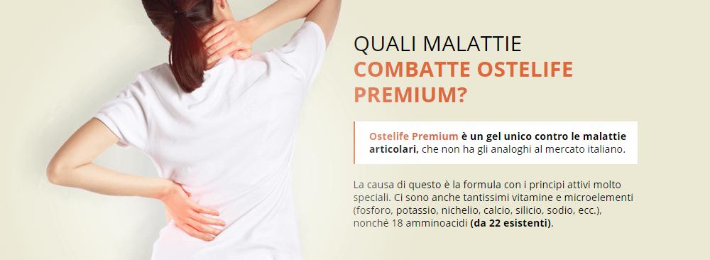 Ostelife Premium Plus Prezzo