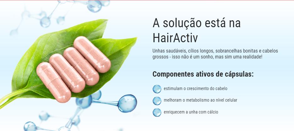 HairActiv Preço