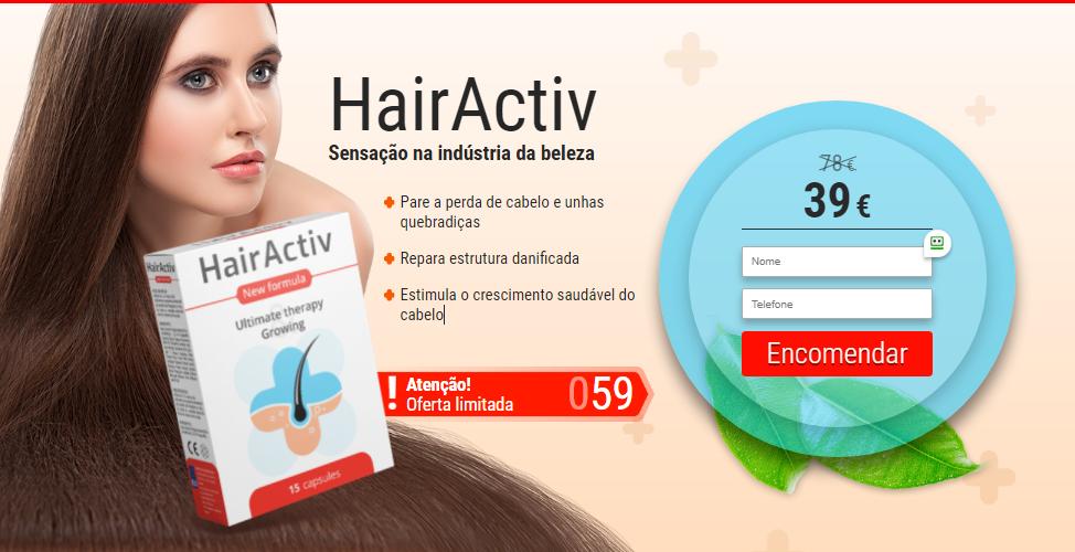 HairActiv Cápsula