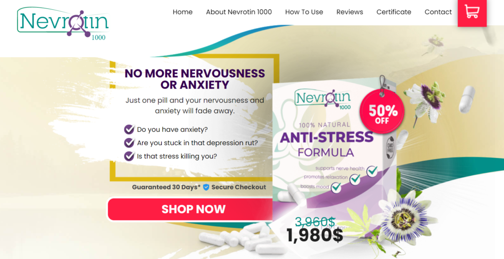 Nevrotin 1000 Presyo