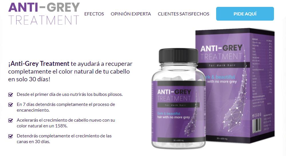 Anti Grey Treatment Precio