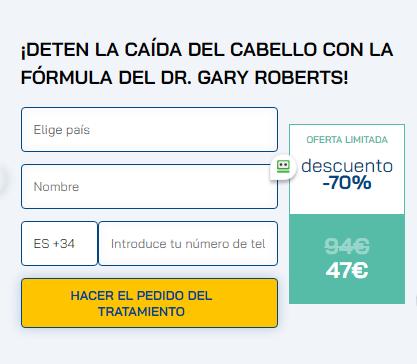 Dr Gary Roberts críticas