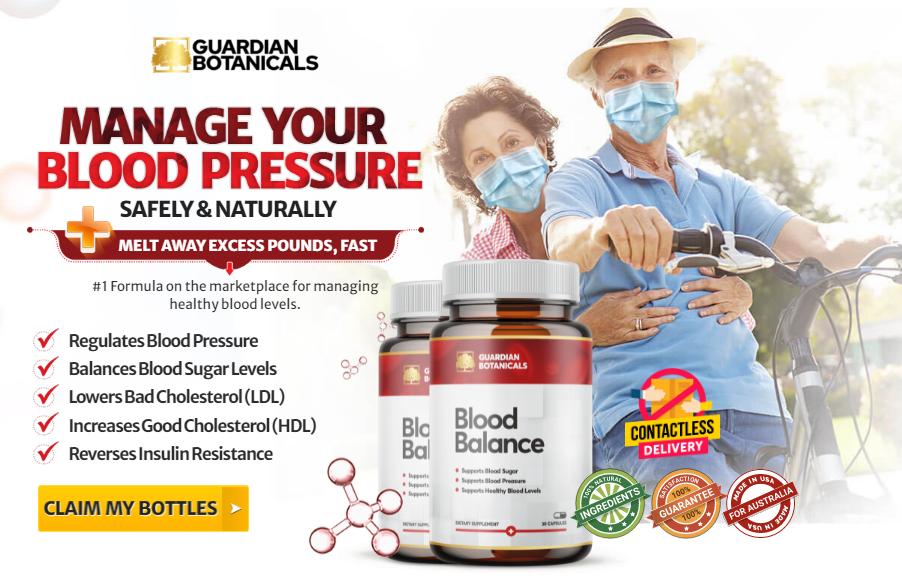 Guardian Blood Balance Benefits